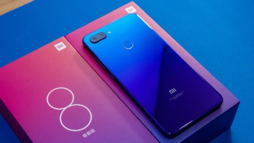 Ya disponible la mejor oferta del Xiaomi Mi 8 Lite con garantía y soporte