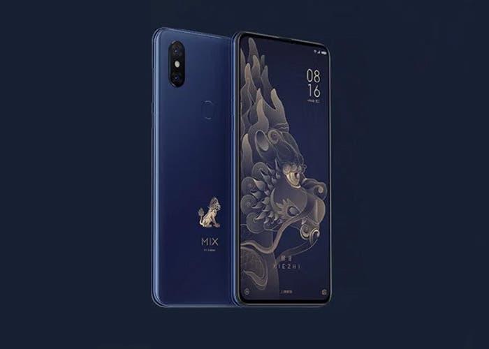 El Xiaomi Mi Mix 3 Forbidden City Edition será una realidad en diciembre