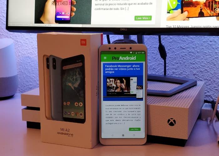 Android 9 Pie en el Xiaomi Mi A2 es una realidad: comienza el despliegue