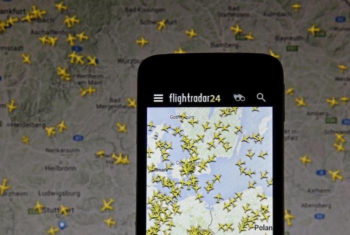 Cómo seguir la información de los vuelos desde el móvil