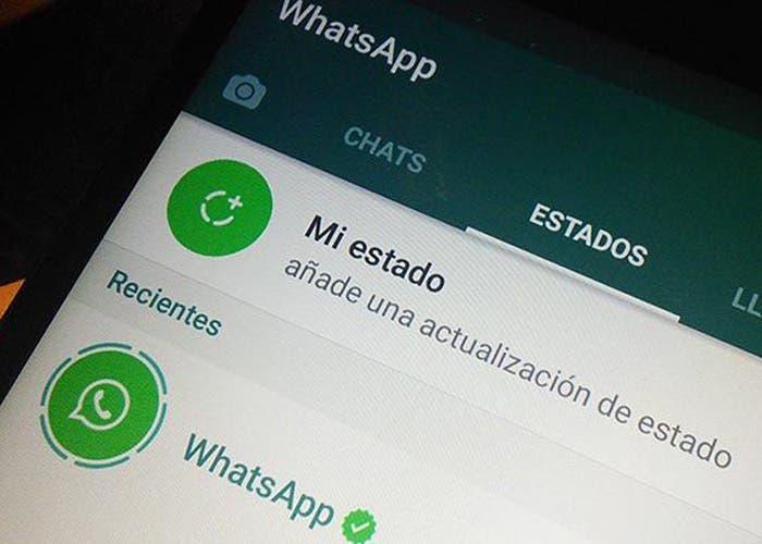 WhatsApp confirma que mostrará publicidad en los estados muy pronto