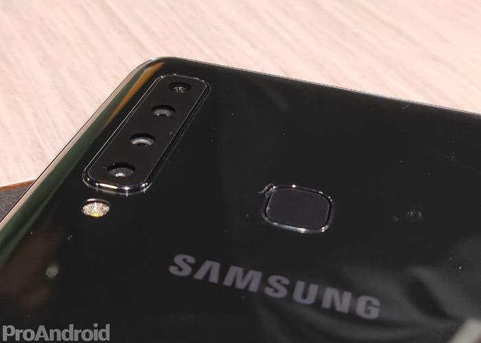 El Samsung Galaxy A90 llegará con 128 GB y tres colores degradados
