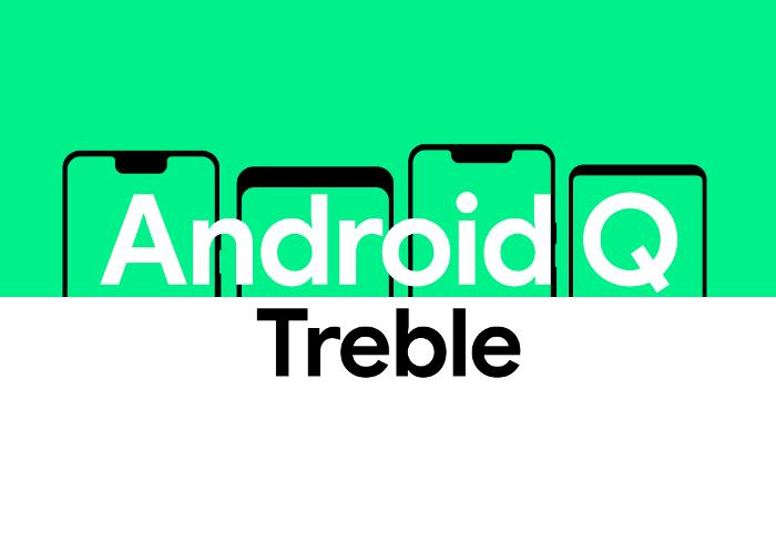 Los móviles con Project Treble podrán probar Android Q antes de ser oficial