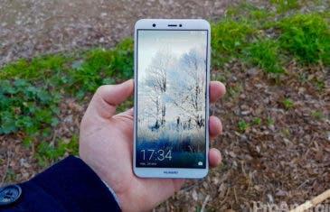 Segundo día de Black Friday en Amazon: Huawei P Smart a precio de saldo