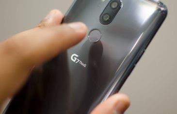 El LG G7 ThinQ comienza a recibir Android 9 Pie en Europa