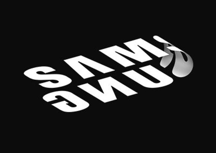 Samsung Monile promociona logo plegable por su teléfono