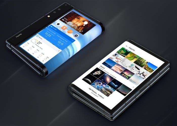 ¡Ya está aquí! Android confirma un soporte para los móviles plegables