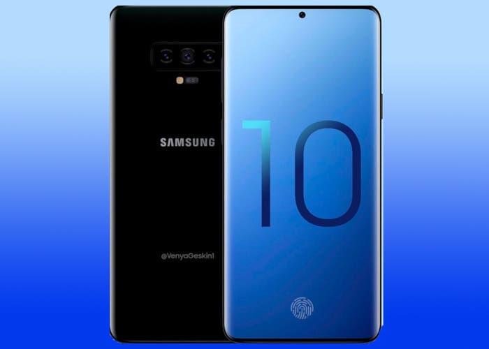 La pantalla del Samsung Galaxy S10 podría estar ya en producción