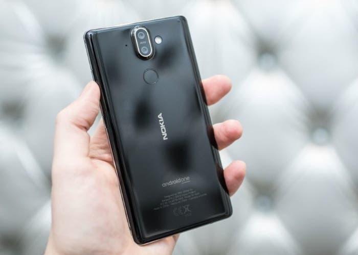El Nokia 8 aparece en Geekbench con Android Pie y su actualización parece inminente