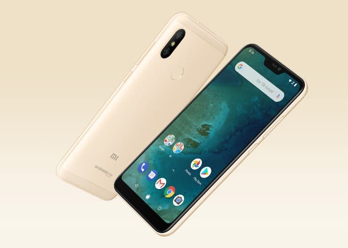 Algunos Xiaomi Mi A2 Lite ya están recibiendo Android Pie