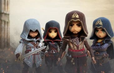 Ya se puede descargar Assassin's Creed Rebellion en la Google Play