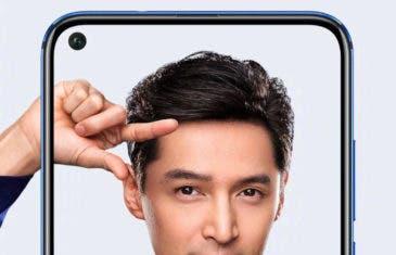 El Honor V20 es oficial: agujero en pantalla, cámara de 48 megapíxeles y buen precio