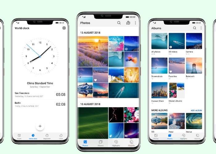 Huawei lanza la beta de EMUI 9 para otros nueve smartphones