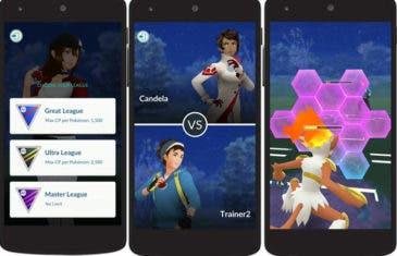 Todos los detalles de los Combates de Entrenador de Pokémon GO