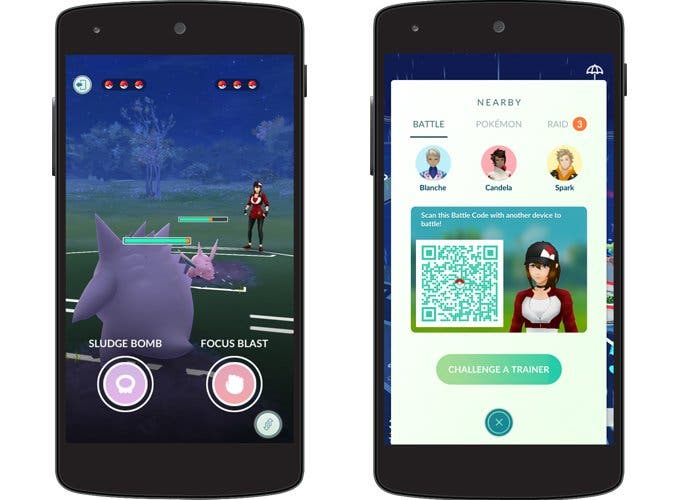 Este mes llegarán los combates de entrenador PvP — Pokémon GO