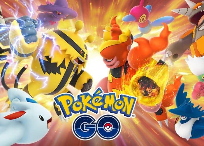 Pokémon GO ofrece todos los detalles de los Combates de Entrenador