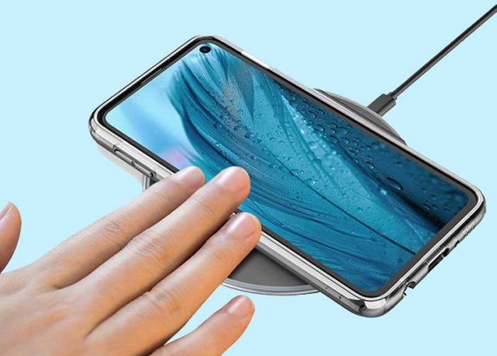 Samsung Galaxy S10 Lite: un render muestra su diseño e insinúa la carga inalámbrica