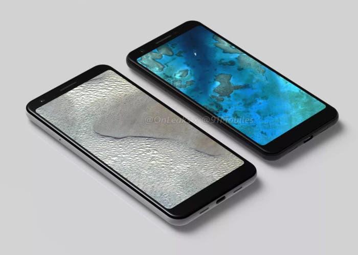 ¿Será este el diseño del próximo Google Pixel 4?