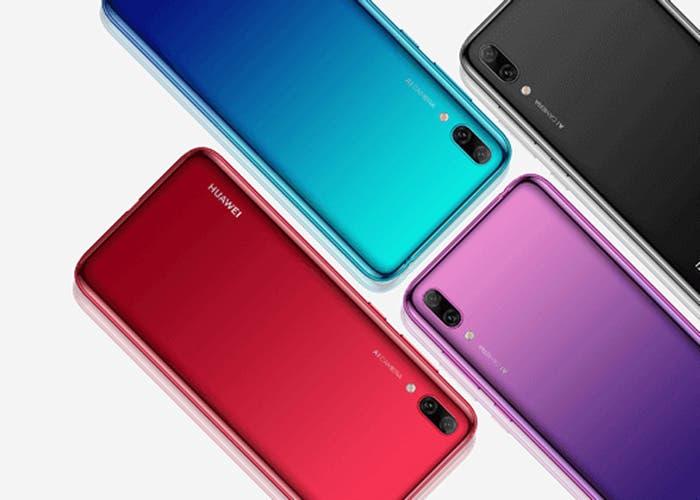 Huawei Enjoy 9: el gama de entrada más innovador de Huawei ya es oficial