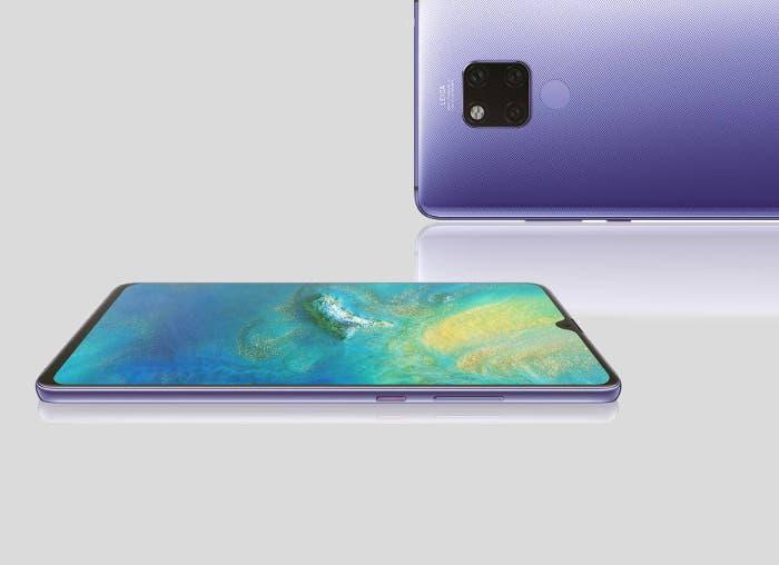 Ya puedes comprar el Huawei Mate 20 X: la apuesta para jugar con más pantalla