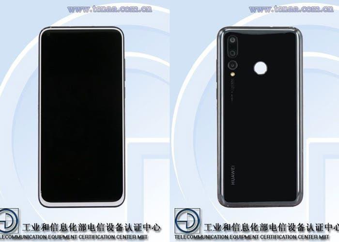 El Huawei Nova 4 pasa por TENAA con una cámara de 48 megapíxeles