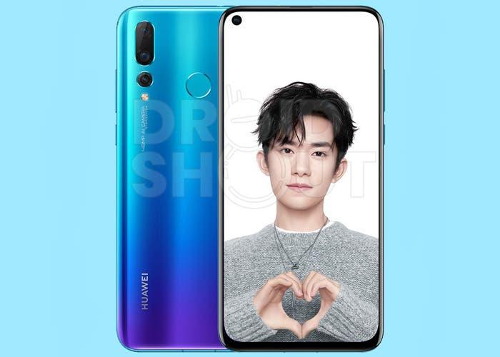 Huawei confirma la cámara de 48 megapíxeles del Nova 4
