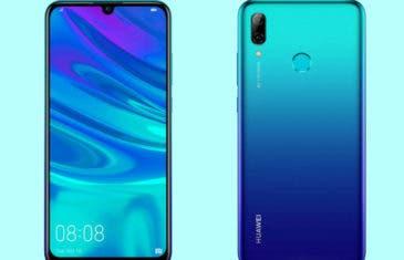 El Huawei P Smart 2019 se filtra en una tienda francesa revelando sus características