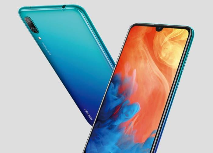 El Huawei Y7 Pro 2019 ya es oficial: buen diseño, procesador Qualcomm y precio ajustado