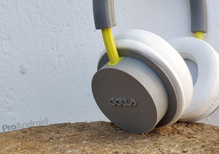 Análisis de los Dotts M, unos auriculares bluetooth fabricados con impresoras 3D
