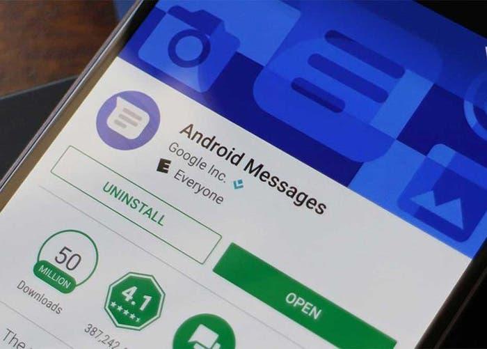 Google hace cambios importantes con Mensajes de Android