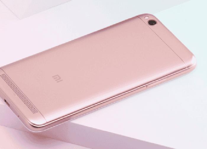 El Xiaomi Redmi 5A se actualiza a Android 8.1 Oreo y MIUI 10 Global