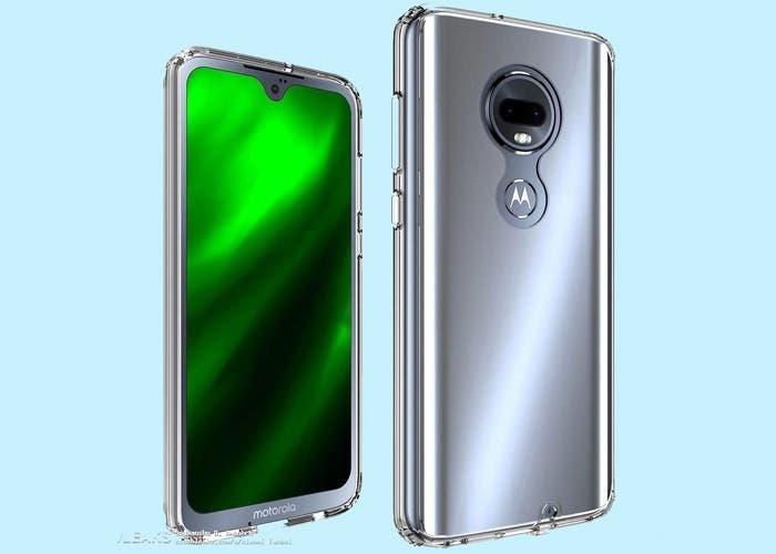 El Motorola Moto G7 se filtra al completo en nuevas imágenes