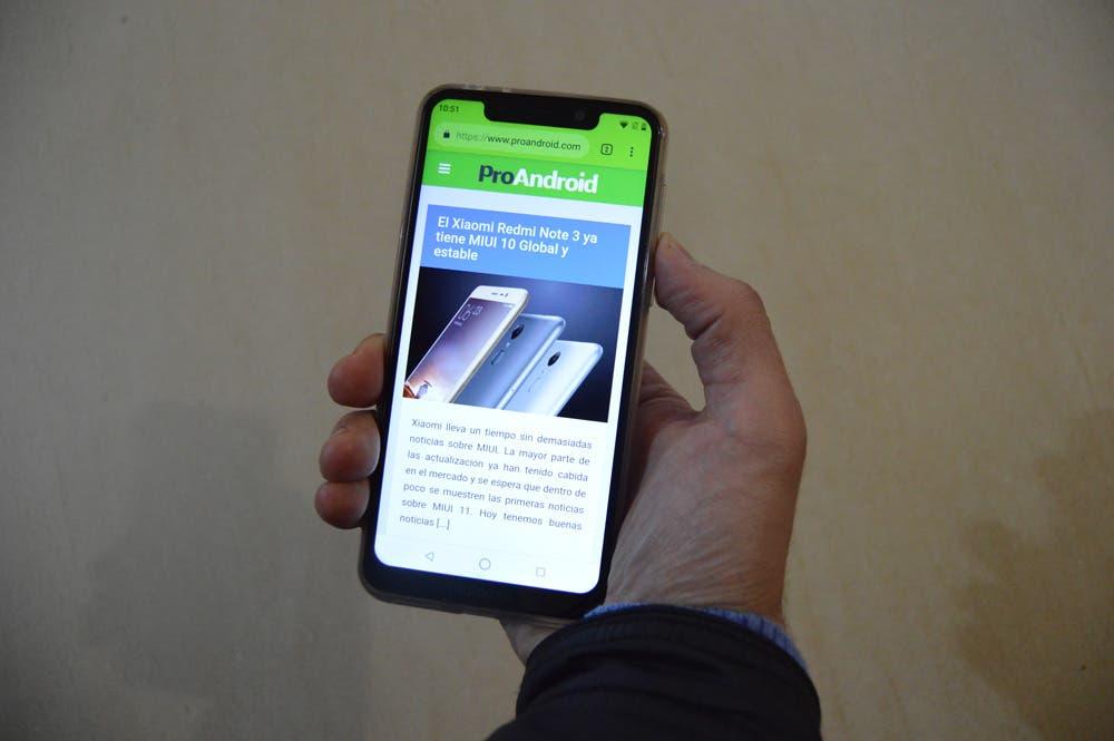 El Motorola One Vision podría llegar con el nuevo procesador Exynos de Samsung