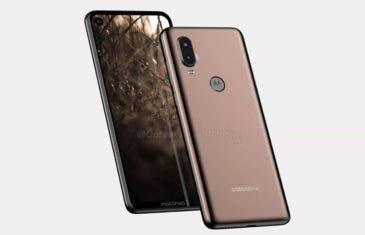 Características filtradas del Motorola P40: Snapdragon 675 y cámara de 48 megapíxeles