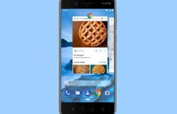 Nokia 8: la versión estable de Android 9 Pie ya es una realidad