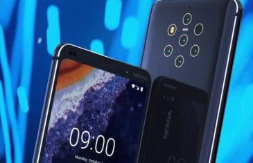 El Nokia 9 filtra sus características: no tendrá un Snapdragon 855