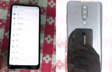 Se filtra un Nokia desconocido con triple cámara y mecanismo deslizante