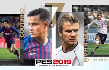 El PES 2019 ya está disponible para Android totalmente gratis