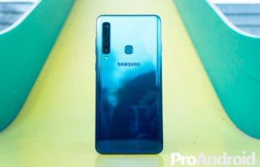Review del Samsung Galaxy A9: mucha versatilidad con sus cuatro cámaras