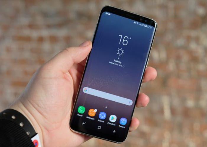 Regala un Samsung Galaxy S8 por Reyes con esta pedazo de oferta