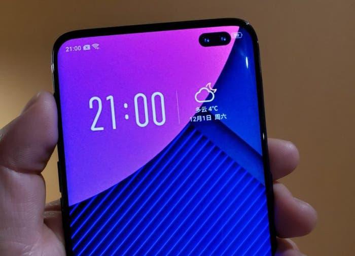 Samsung trabaja en unos altavoces que se escuchan bajo la pantalla