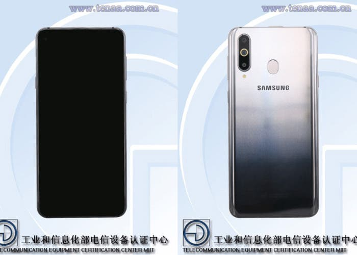 El Samsung Galaxy A8s se filtra por completo a pocos días de su presentación