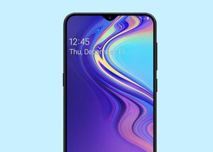 Los Galaxy M podrían llegar en enero con pantallas Infinity V