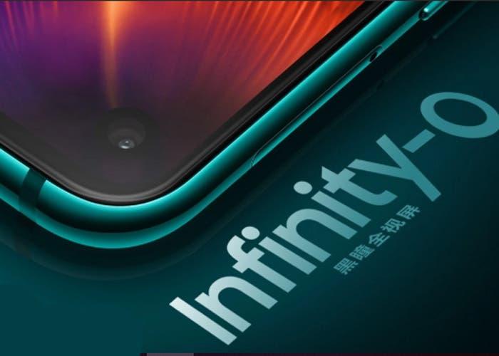 Esta es la tecnología de Samsung que quiere revolucionar las pantallas con agujero