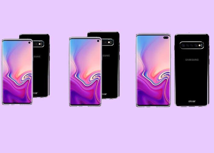Samsung Galaxy S10: se filtran todas las especificaciones, fechas y precios