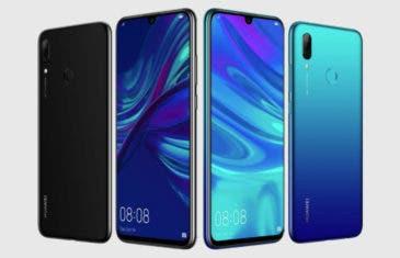 El Huawei P Smart 2019 es oficial: gran pantalla, buen rendimiento y precio bajo