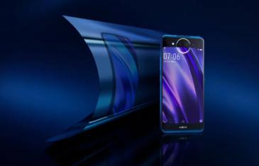 Samsung podría estar trabajando en un móvil con pantalla dual
