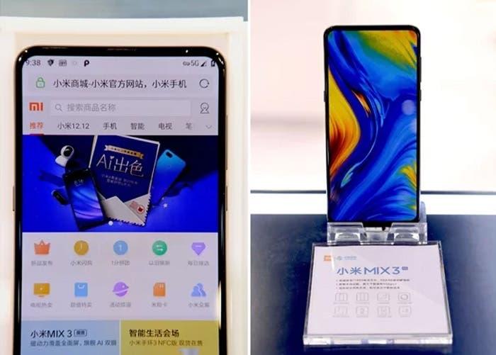 Xiaomi muestra el primer móvil con Snapdragon 855 y tecnología 5G