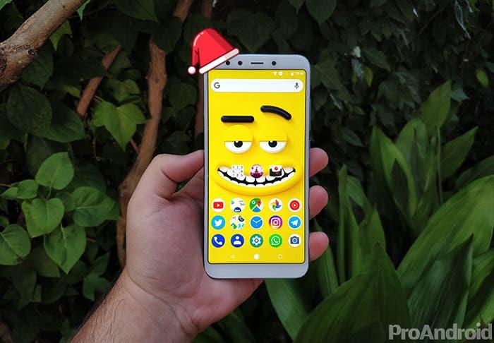 Los mejores móviles por menos de 200 euros para regalar en navidad
