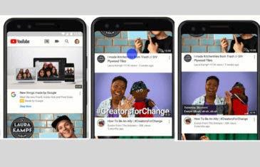 YouTube lanza la reproducción automática de vídeos en la pestaña de Inicio